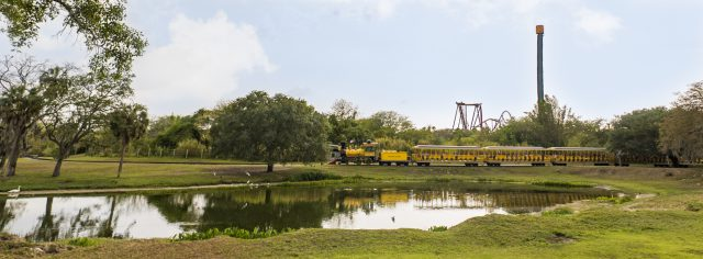 Image for Serengeti Express Train