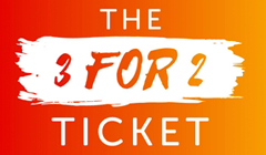 the ticket logo.