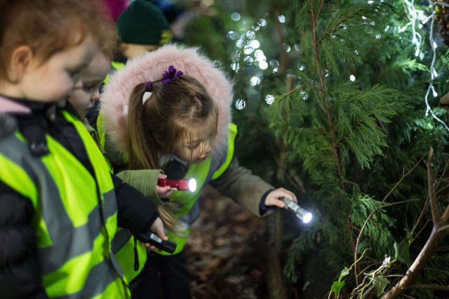 Fun2Fund Supports Chester Zoo's Wild Winter Project