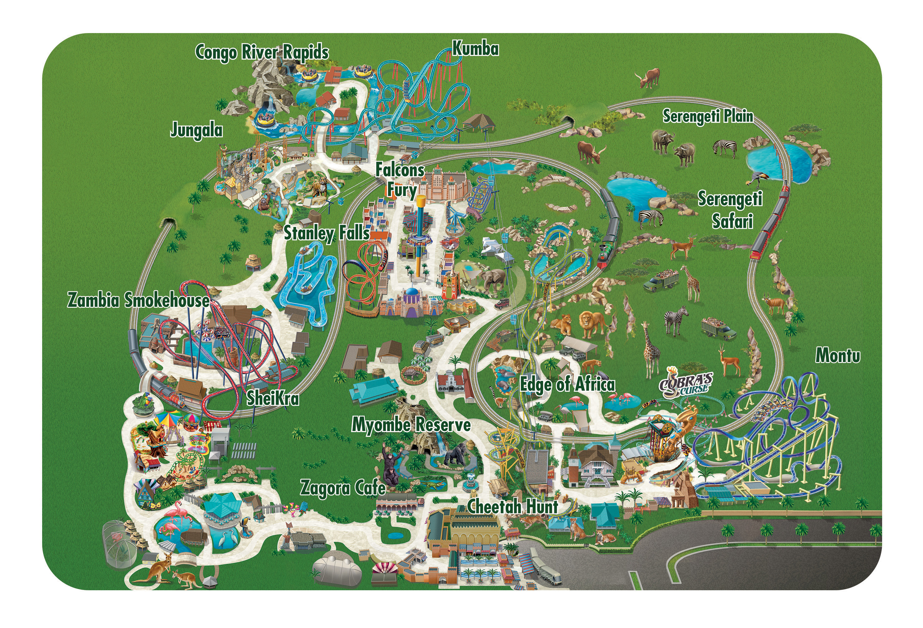 SeaWorld Parks & Entertainment | Know Before You Go | Busch Gardens
