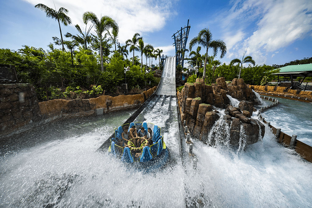 SeaWorld announces official opening date for Infinity Falls