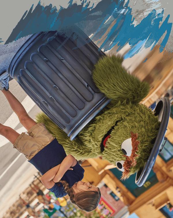Sesame Street Land at SeaWorld