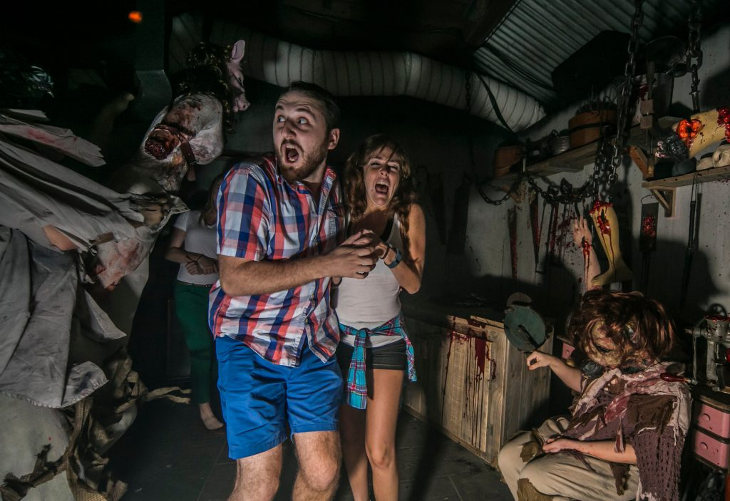 Season of horror comes to Busch Gardens Tampa for Halloween 2018