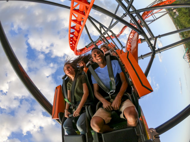 Tigris at Busch Gardens Opening 19th April