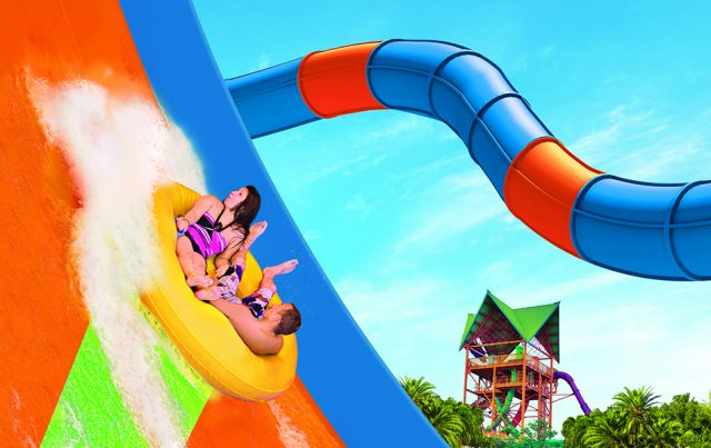 New Thrill Slide At Aquatica in 2019