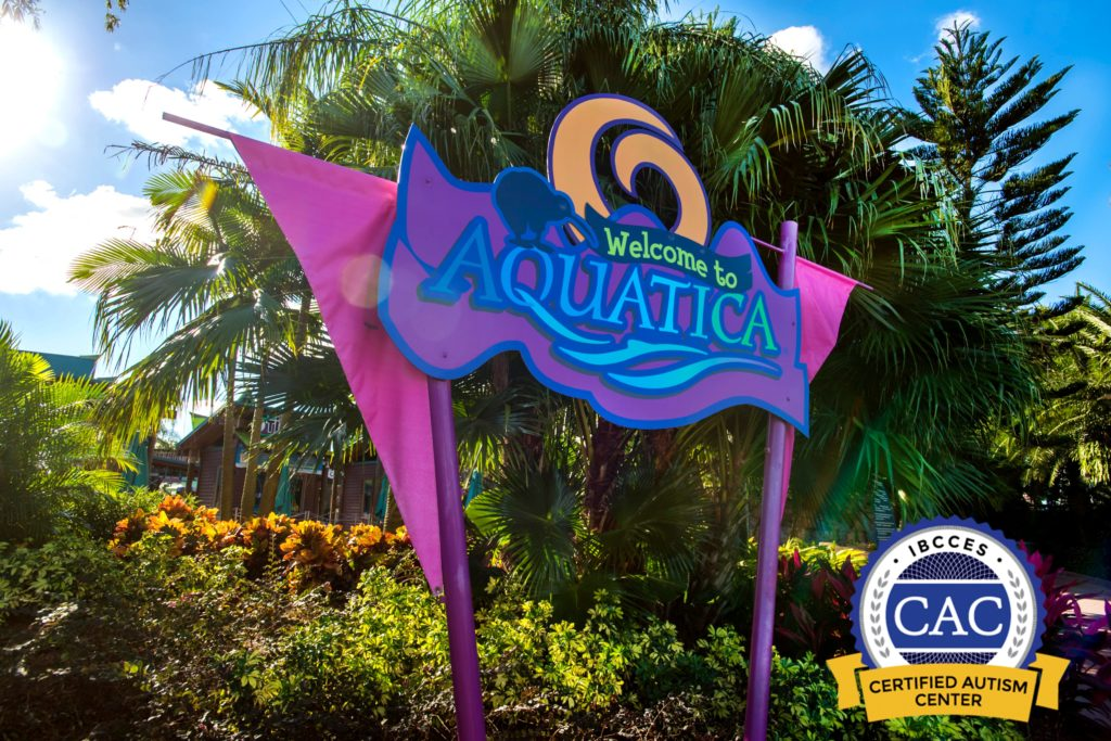 Aquatica Orlando is first water park in the world to be Certified Autism Center