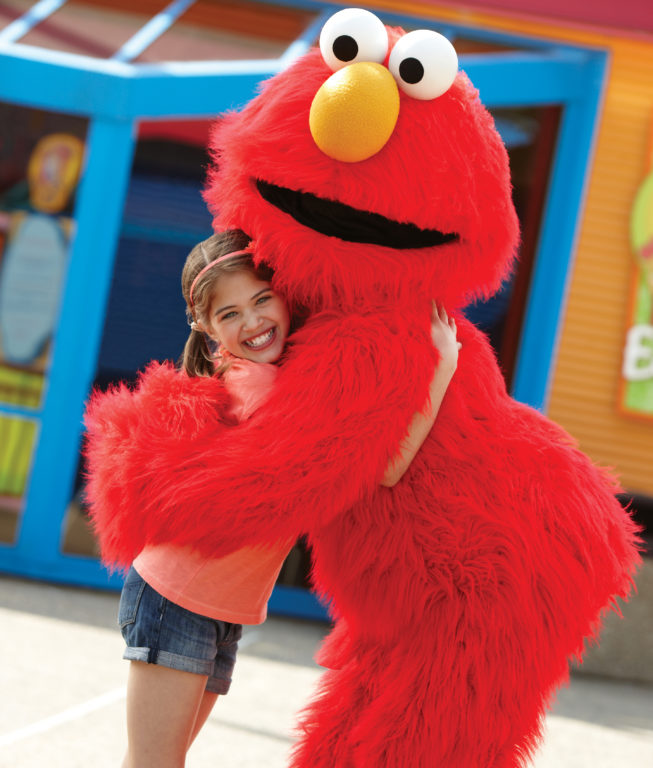 Sesame Street at SeaWorld Orlando now open to the public