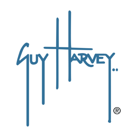 Guy Harvey logo.