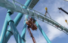 Last Section of Track Installed on SeaWorld California's New Dive  Coaster thumbnail image